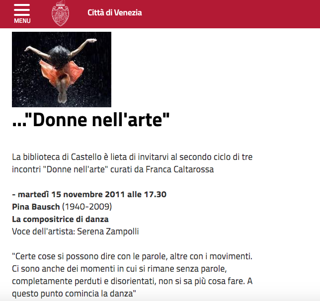 Serena Zampolli